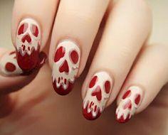 Zombi blood nails 2