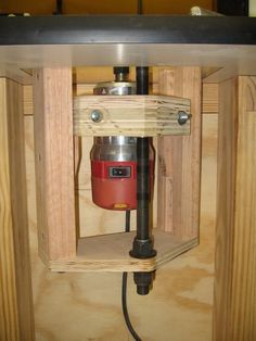 Router jig router lift woodsmith plans tools pinterest shopnotes 121 router lift keyboard keysfo Choice Image
