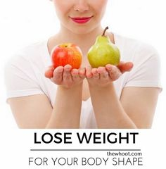 Lose Weight For Your Body Shape