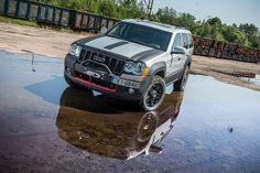 Metalpasja Innowacyjne doposażenia offroad | Jeep Grand Cherokee WK Off Road – Modyfikacje Jeep'a WK