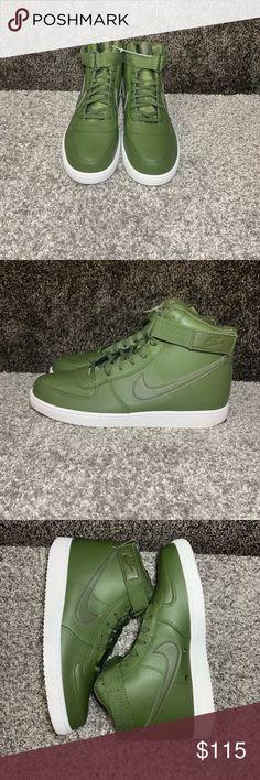 check out 0a233 ac8dc Nike Vandal High Supreme LTR Legion Green. Nike Vandal High Supreme LTR  Legion Green AH8518