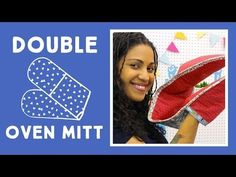 We Are Loving This Double Oven Mitt Tutorial! – Crafty House