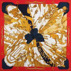 luxury-scarves.com 'Soleil de Soie', Cathy Latham. 1995/96