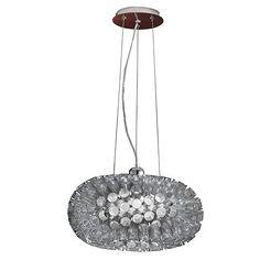 Lámpara de colgar  REBELL Referencia 14573531 - Leroy Merlin
