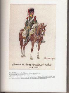 Chasseurs à Cheval Regiment: Plate 10