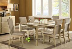 Telp / WA: 085338221833, Pin BB: 53702E7C - Meja makan mewah minimalis modern warna duco merupakan produk furniture minimalis dengan bahan kayu mahoni.