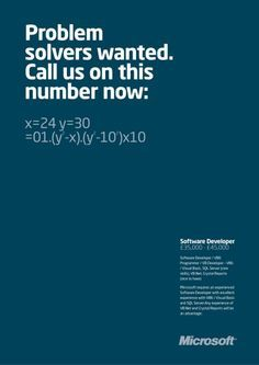 25 creative recruitment ads -- each highlight the company culture and the brand.