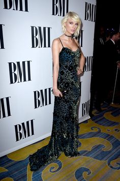 Pin for Later: Taylor Swift Turns Up the Heat For Her Special Night at the BMI Awards