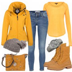 Capsule Outfits, Komplette Outfits, Sporty Outfits, Curvy Outfits, Fashion Outfits, Winter Boots Outfits, Winter Outfits Women, Winter Jackets Women, Casual Winter Outfits