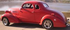 #Chevrolet 1937 Coupé. http://www.arcar.org/chevrolet-1937-coupe-83045