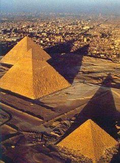 Египет.Пирамиды.