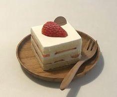cake dessert desserts sweet snack cookie french soft aesthetic pastel cream tasty chocolate milk food foodie creamy sweetness muffin cakes tiramisu r o s i e Cute Desserts, Dessert Recipes, Vanilla Desserts, Good Food, Yummy Food, Tasty, Cafe Food, Aesthetic Food, Korean Aesthetic
