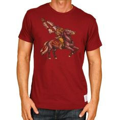 Florida State Seminoles Men's Short Sleeve Tee.  Fear the Spear!