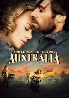 "CAST: Hugh Jackman, Nicole Kidman, Bryan Brown, David Wenham, Ray Barrett; DIRECTED BY: Baz Luhrmann; PRODUCER: Baz Luhrmann G. Mac Brown Catherine Knapman; Features: - 27"" x 40"" - Packaged with care"