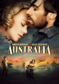 "CAST: Hugh Jackman, Nicole Kidman, Bryan Brown, David Wenham, Ray Barrett; DIRECTED BY: Baz Luhrmann; PRODUCER: Baz Luhrmann G. Mac Brown Catherine Knapman; Features: - 27"" x 40"" - Packaged with care"