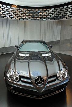 Mercedes Benz Museum top gear supercars fastcars