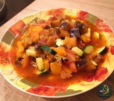 Ratatouille-Suppe   Mehr unter http://derfitnesscoach.org/