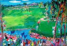 R.I.P. Leroy Neiman, who died today at age 91.  This painting is from the 2008 Ryder Cup.