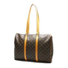 Louis Vuitton Frannery 45 Monogram Luggage Brown Canvas M51115