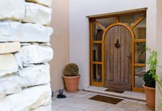 11 Puertas principales de madera espectaculares (de Giovanni Olivares)