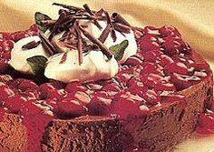 Gâteau au fromage de la Forêt-Noire