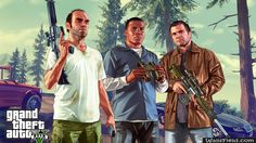 You can view, download and comment on Grand Theft Auto V free hd wallpapers for your desktop backgrounds, mobile and tablet in different resolutions.