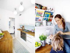 Tre rom og kjøkken | mamma | Påfyll og pusterom