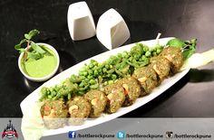 Hara Bhara Kebabs!  #starters #tastyfood #punefoodies #punefoodlovers #goodfood #food #pune #healthyfood #punenightlife #goodrestaurantsinpune #lounge #bar #goodplace #restaurants #goodplace #stayfit #eathealthy
