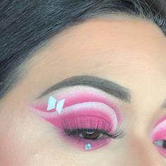 Karte der Suppe: Persona Make-up Inspiration Army Makeup, Bts Makeup, Indie Makeup, Eye Makeup Art, Makeup Inspo, Beauty Makeup, Makeup Eyes, Cool Makeup Looks, Creative Makeup Looks