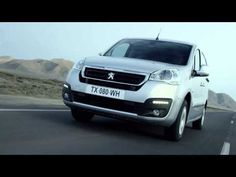 The new Peugeot Partner and Partner Tepee both benefit from changes in styling and technology. The assertive design of the front includes a new grille, simil. Film Video, Inspirations Magazine, Car Videos, Used Cars, Peugeot, Benefit, Technology, Models, Business