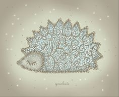 Patterns. Inspiration from India by Kate Cheikina, via Behance