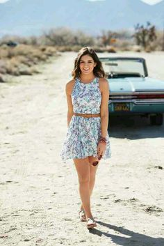 I love the dress and Bethany makes it better