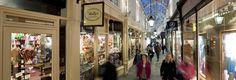 Cardiff arcades Royal Arcade
