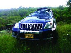 El cantante vallenato Diomedes Díaz conocido como 'El Cacique de la junta' sufrió un accidente de tránsito en la madrugada de ayer mientras se dirigía a su finca 'Las Nubes'. http://www.elpopular.com.ec/71298-diomedes-diaz-sufrio-accidente-vial.html