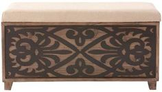 Albedaro Bench - Storage Benches - Storage Bench Seat - Entryway Storage   HomeDecorators.com