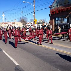 West Hi Band Price Hill - Thanksgiving Parade