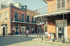 French Quarter, New Orleans, Lousiana by Carnets de traverse