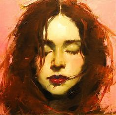 8 best portraits in arcylic paint images on pinterest acrylic