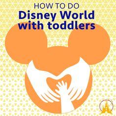 Toddler trip plan for Disney World