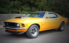 List of Classic American Muscle Cars - Zero To 60 Times