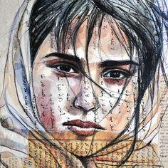 Хочу показать вам французскую художницу Стефани Леду. Я наткнулась на неё совершенно случайно и влюбилась сразу же. Она путешествует по разным странам и рисует…