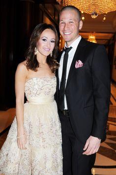 Ashley Hebert and J.P. Rosenbaum, best Bachelorette couple ever. He is so cute! Lucky girl