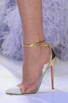 Gold Strap