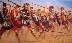 Batalla de Maratón.