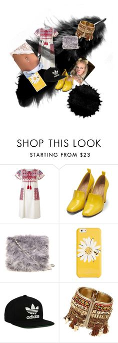 """""""The most beautiful outfit in the world"""" by claire3102 ❤ liked on Polyvore featuring Star Mela, Bill Blass, Dorothy Perkins, Kate Spade and adidas Originals"""