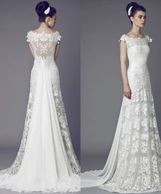 Lace and luxury - Aisle Style UK:Wedding Dresses and Bridesmaid Dresses 2015 Collection
