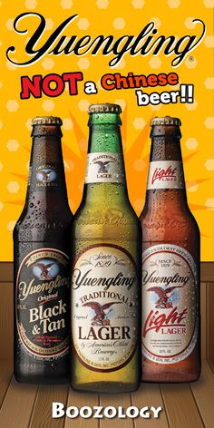 Yuengling #Review not a Chinese #Beer! http://www.boozology.com/blog/yuengling-beer