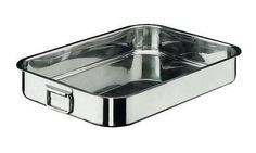 Rectangular Roasting Pan SSteel ** You can find more details by visiting the image link.(This is an Amazon affiliate link and I receive a commission for the sales)
