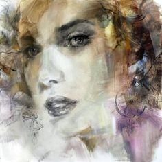 anna razumovskaya paintings | Anna Razumovskaya Original Painting