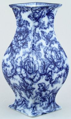 Vase c1920s    Keeling  Cavendish. I have three graduated sized pitchers in this pattern.